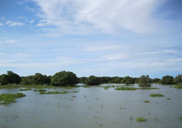 siem-reap to battambang boat trip