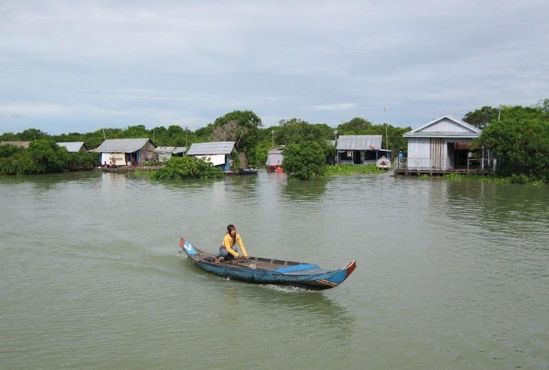 house boats cambodia