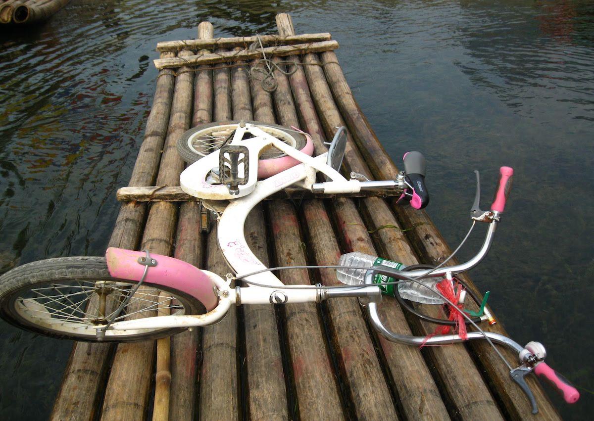 yangshou bike trip china