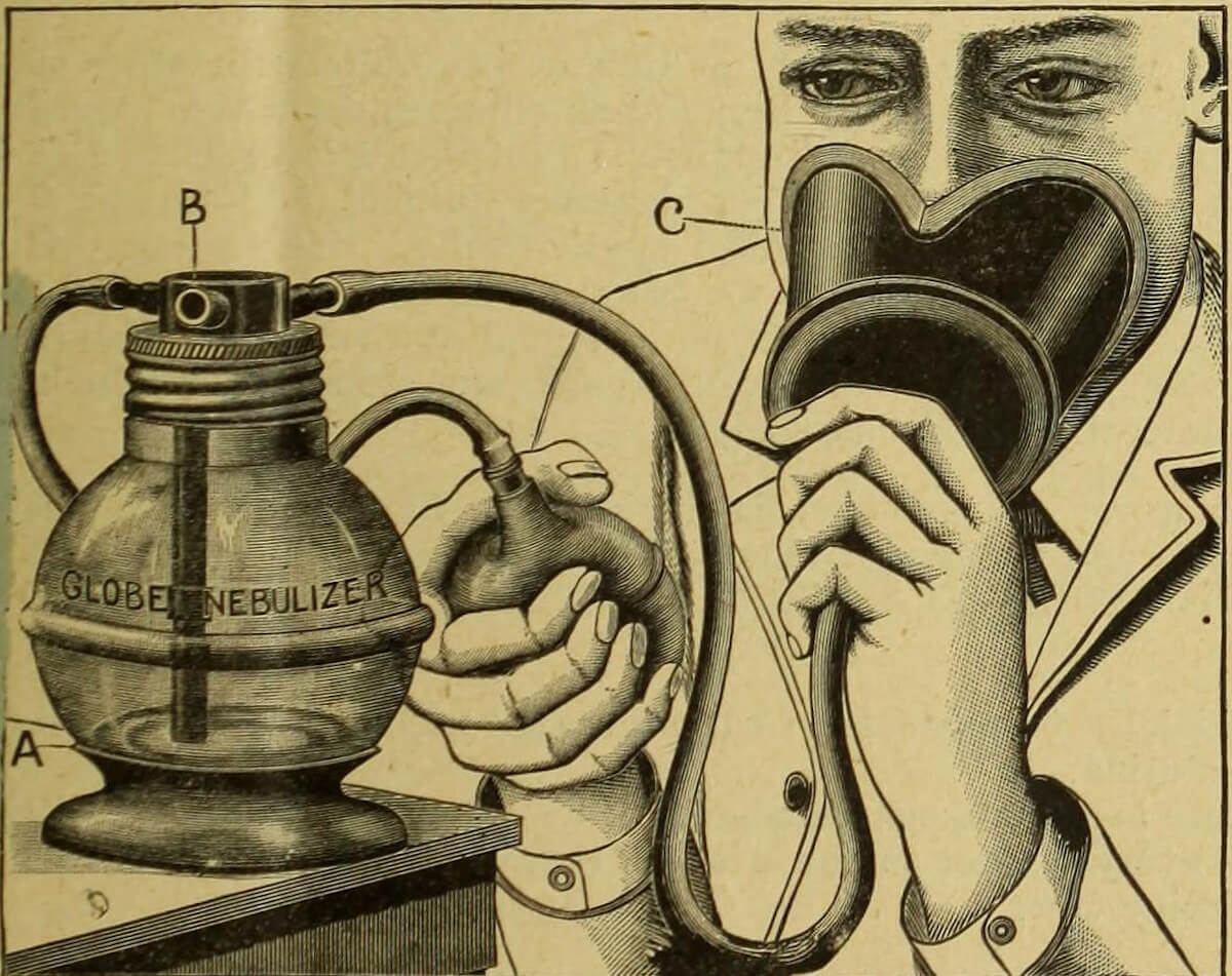 curing a runny nose medical equipment