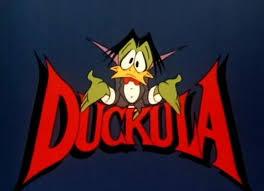 Count Duckula pyjamas