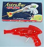 Toy Gun Sunday market