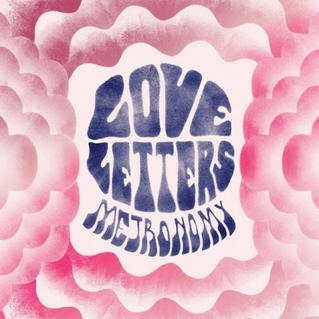 Metronomy Love Letters LP cover