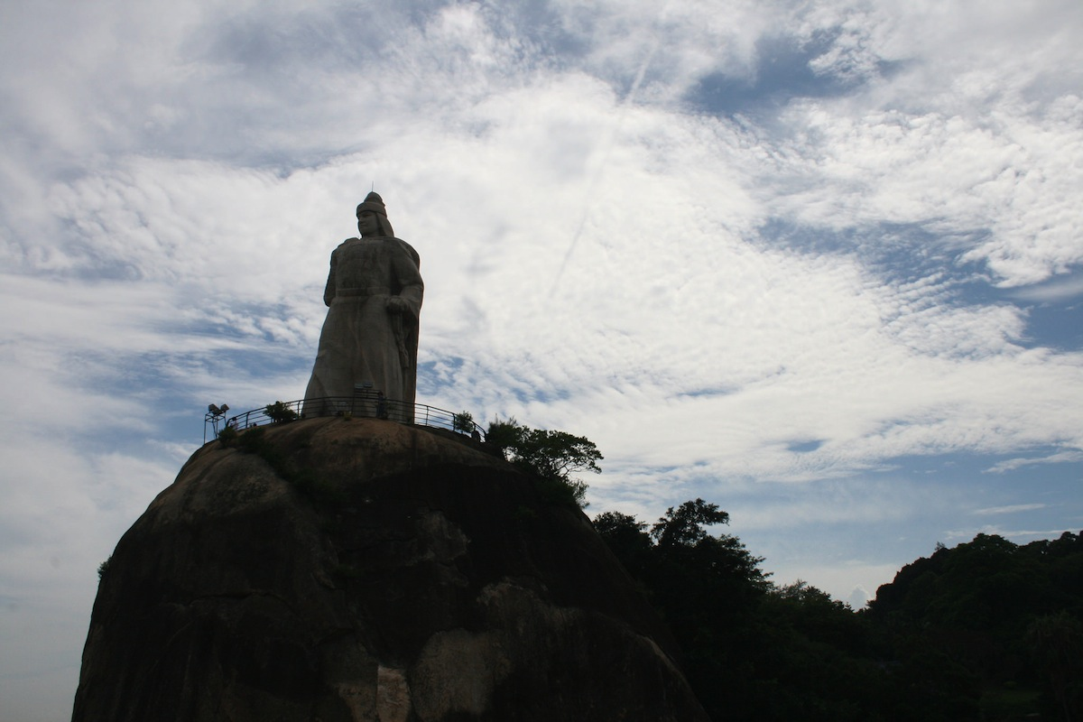 gulangyu gods of the island