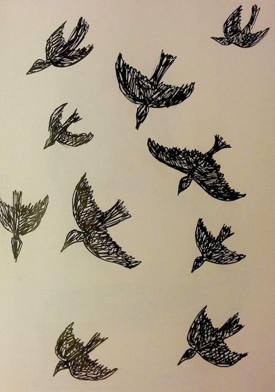 crows stanton drew story
