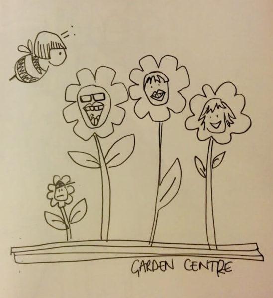 garden centre band max levy bristol