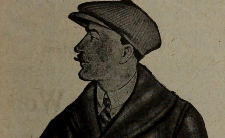 man in coat wiltshire story