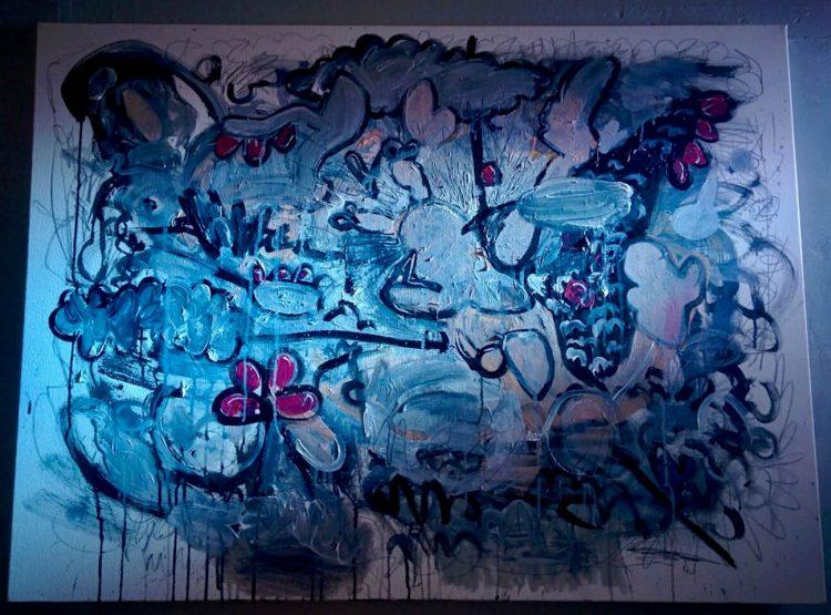Adam Crosland canvas bohemian balcony swindon