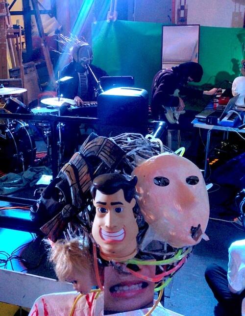 i idol band live music bohemian balcony swindon (1)