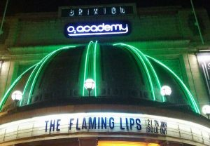 flaming lips brixton academy 2017
