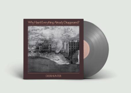 Deerhunter brutalist grey vinyl