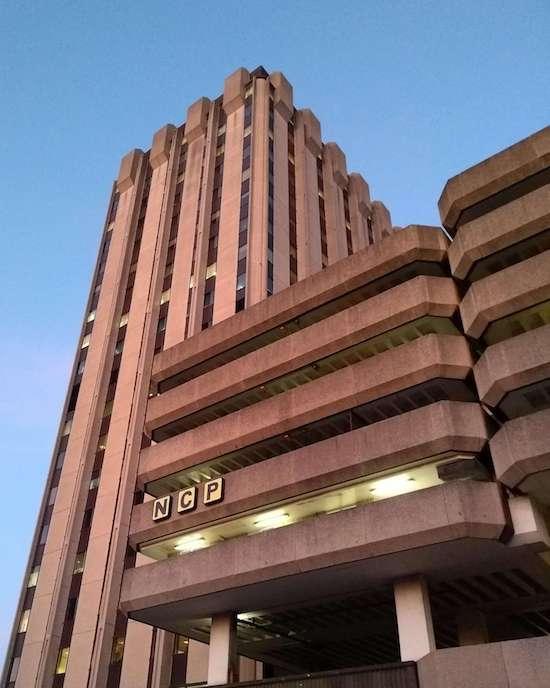 castlemead tower brutalism bristol