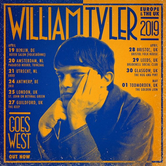 William Tyler live bristol