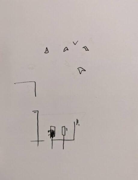 Simon Moreton zine art