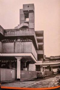 tricorn brutalism zine